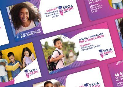 SKOA Expo 2020 Branding