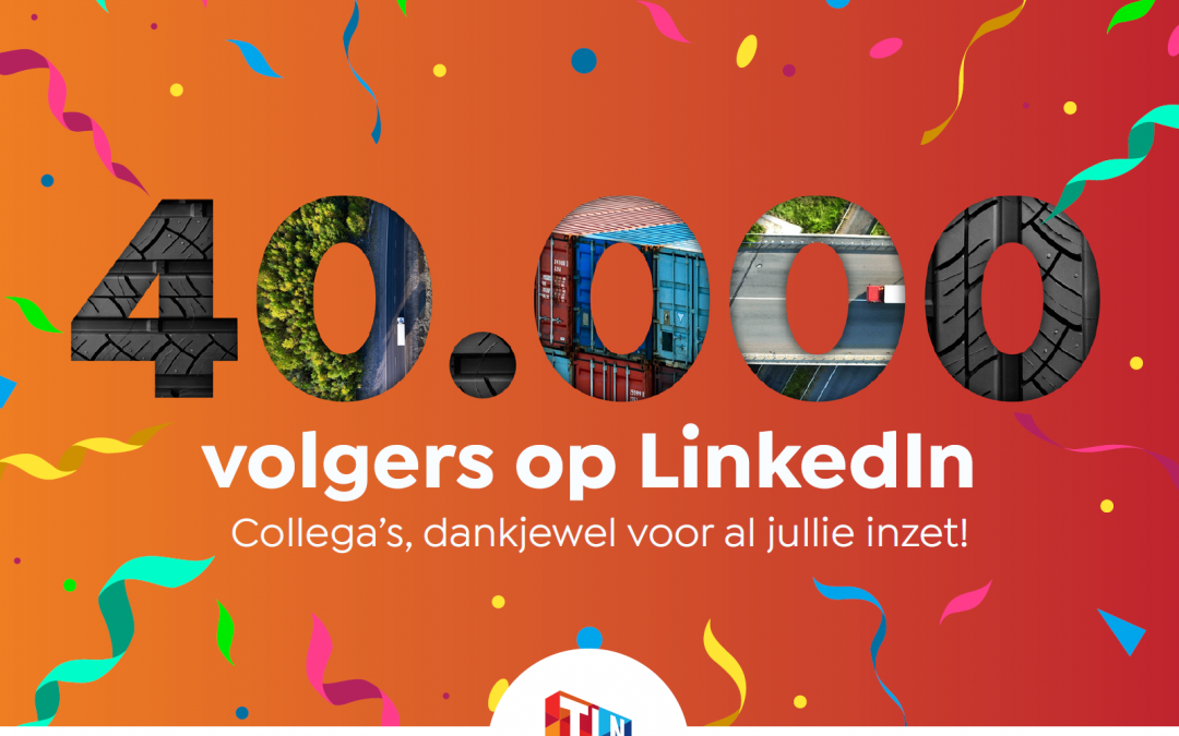 TLN 40.000 LinkedIn volgers